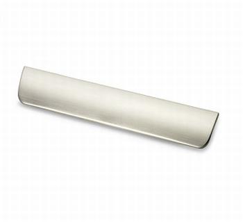 Greep Meana - Edelstaal finish geborsteld - Lengte180 mm<br />Per stuk