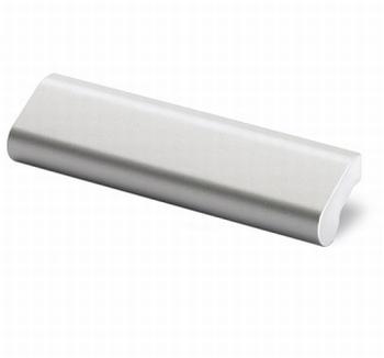 Greep Calisia - Aluminium geeloxeerd - Lengte 150 mm<br />Per stuk