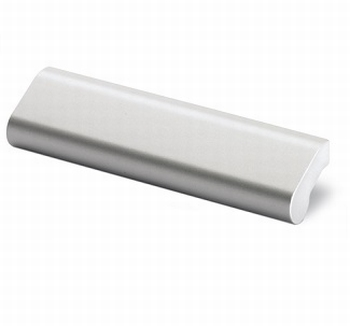 Greep Calisia - Aluminium geeloxeerd - Lengte 150 mm