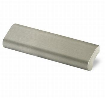 Greep Calisia - Edelstaal finish geborsteld - Lengte 246 mm<br />Per stuk