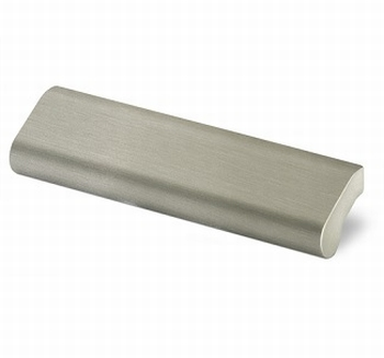 Greep Calisia - Edelstaal finish geborsteld - Lengte 150 mm<br />Per stuk