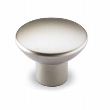 Knop Ladera - Mat vernikkeld - Diameter 35 mm<br />Per stuk