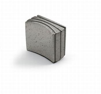 Knop Ponti - Tinkleurig antiek - Breedte 26 mm<br />Per stuk