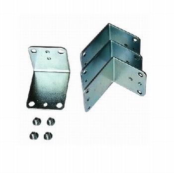 Bevestigingsset voor KA45 geleider - bodem/werkblad montage