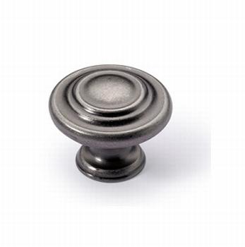 Knop Essa - tinkleurig - Diameter 32 mm<br />Per stuk