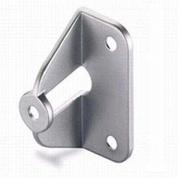 Greepadapter - Mat Chroom voor deurdikte 16/18mm<br />Per stuk