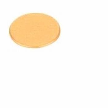 Dwarsmoer 8x8mm - M4 - geelverzinkt<br />per stuk