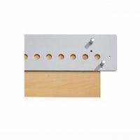 Boorbalk voor rijboring Systeem 32 - 100cm<br />per set