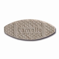 Lamello`s - nummer 10 - 53x19x4mm<br />per 1000 stuks
