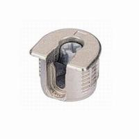 Verbinder vernikkeld - voor boor 20mm<br />per stuk