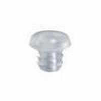 Aanslagdemper voor boor 5mm - transparant