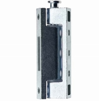 Blokscharnier 80x14mm verzinkt - links en rechts bruikbaar