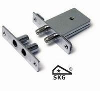 Insteek-bijzetslot SKG* verschillend sluitend - per stuk<br />per stuk