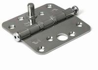 Kogellagerscharnier 89x89mm - staal verzinkt - SKG***<br />per stuk