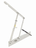 Lattenbodemlift - 200x90cm en belastbaar tot 30kg<br />Per paar