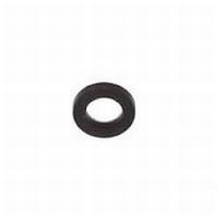 Nylon opvulring voor paumelle 12mm zwart<br />per stuk