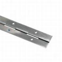 Pianoscharnier RVS 0.7x32mm - Lengte 100cm<br />per stuk