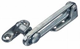 Raamschaar gegoten / gegalvaniseerd - lengte 150mm<br />Per stuk