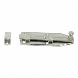RVS schuif 100x35mm<br />Per stuk