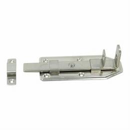 RVS schuif 140x56mm<br />Per stuk