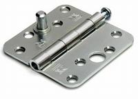 Scharnier 89x89mm met losse pen - staalverzinkt - SKG***<br />per stuk