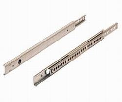 Kogelgeleider 27x10mm - lengte 438mm<br />Per paar