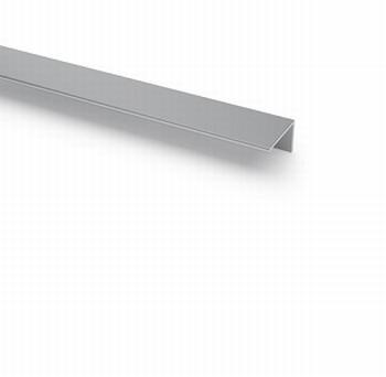 Greep Ticinum - Aluminium - Lengte 50 mm<br />Per stuk