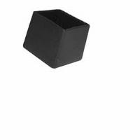 Omsteekdoppen vierkant 20x20mm - hoogte 26,5mm<br />per stuk