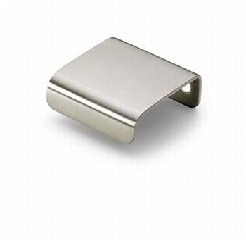 Greep Empoli - edelstaal finish geborsteld - Breedte 38 mm<br />Per stuk