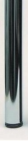 tafelpoot 60mm - 710mm - set 4 stuks - verchroomd<br />per set (4)
