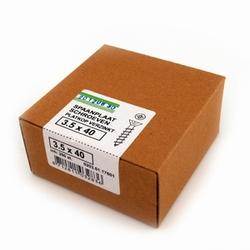 Spaanplaat/houtschroef PK 3,5x40mm  - doos 200 stuks<br />per doos