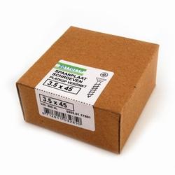 Spaanplaat/houtschroef PK 3,5x45mm  - doos 200 stuks<br />per doos