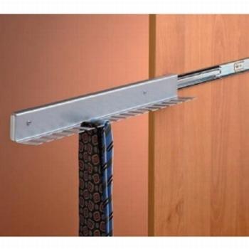 Uittrekbare stropdas- riemhouder - links- softclosing<br />Per stuk