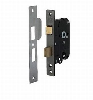 Nemef veiligheidsslot - SKG** PC55mm 4119/17 - DR 2/4<br />Per stuk