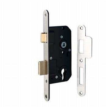 Nemef veiligheidsslot - SKG** PC72mm - 4139/27 - DR 2/4<br />Per stuk