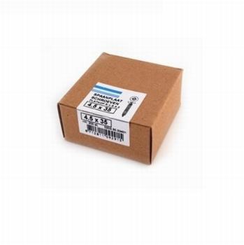 RVS A2 houtschroeven 4,5x35mm pz - per doos 200 stuks<br />per doos 200 st