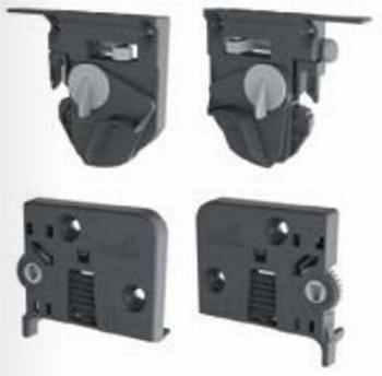 Extra snappers en neigingsverstellers voor de Quadro 4D <br />Per set