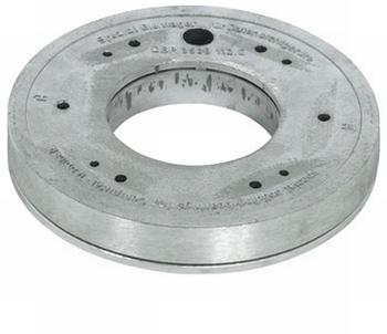 Draaibeslag, 350° draaibaar, draagvermogen 100 kg<br />Per stuk