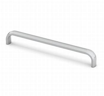 Greeplijst aluminium mat zilver - typeA/18mm- 520cm