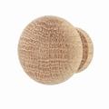 Meubelknop eikenhout - diameter 33mm