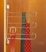Chromen stropdas - riemhouder