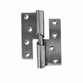 RVS oploopscharnier voor houten deuren 101x76mm - DR 1/3