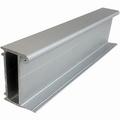 Wandafstandprofiel aluminium zilver - 400cm