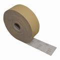 Schuurpapier op foam 115 mm rol 5meter - P80