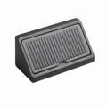 Kastverbinder kunststof 43mm zwart RAL9005