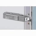 Potscharnier tbv alu. framedeuren - voor inliggende deuren