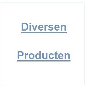 Diversen producten