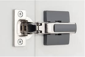 Potscharnier voor zware meubeldeuren